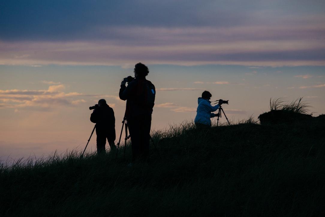 Il suffit d'avoir la passion pour l'art de la photographie.